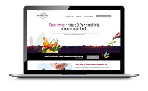 site web www.nature-o-frais.com