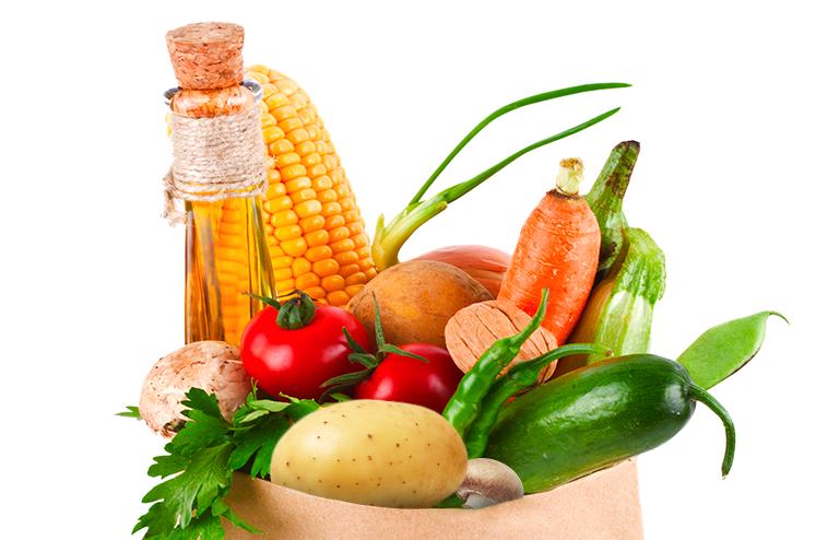 panier produits bio et circuit court