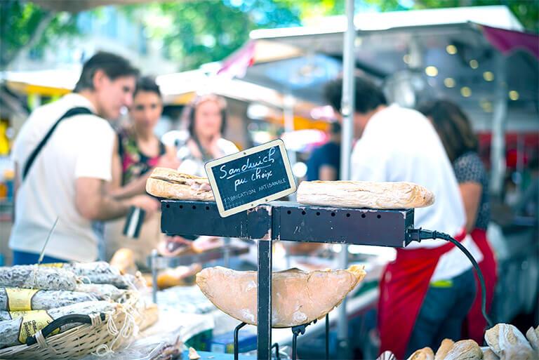 Consommer local avec des produits du terroir
